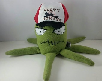 Early Cuyler Squidbillies Plush Toy- Made To Order