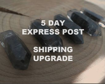 5 Day Express Post Upgrade To USA