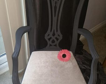 Graphite Grey chair