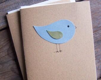 NEW! Bluebird Notecard
