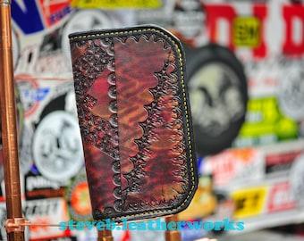 The Cozy Corner LongBone - a custom wallet