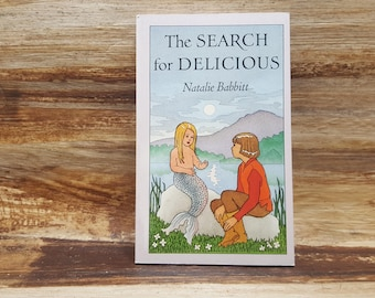 The Search for Delicious, 1969, Natalie Babbitt, vintage kids book