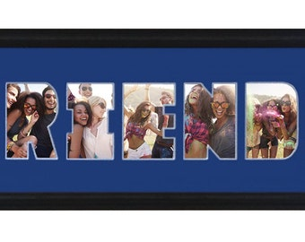 Personalized Gift for Friends 8x26 (mat only)