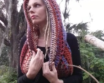 Mountain Majesty Convertible Hooded Cowl
