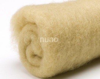 sale!!New Zealand Carded Wool 27mic