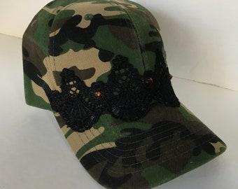 Camouflage Hats, Womens Hats, Trucker Hats, Hat, Military Hat, Womens Hat, Trucker Hat, Bling Hat, Hat, Camo Hats