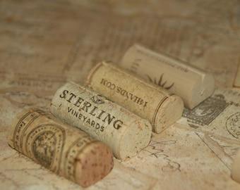 Détenteurs de la carte de Place bouchon de vin titulaires 100 mariage Place carte porte bouchon de vin