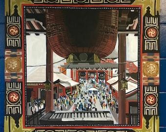 Inside Asakusa