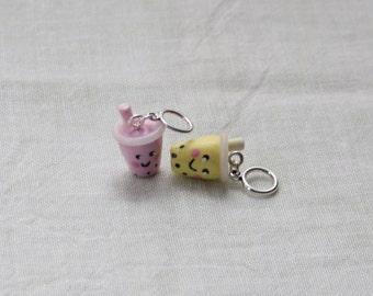 Stitchmarkers - Bubble Tea - Stitch Markers
