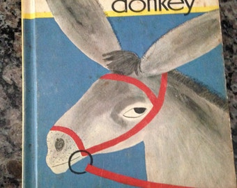 Roger Duvoisin's Donkey - Donkey Children's Book