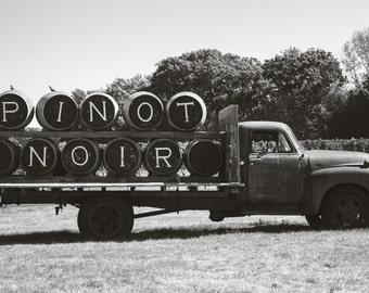 Pinot Noir North Fork Long Island Photography