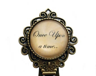 """Fairy Tale """"Once Upon a Time.."""" Bookmark"""