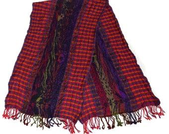 Vintage scarf 100% wool