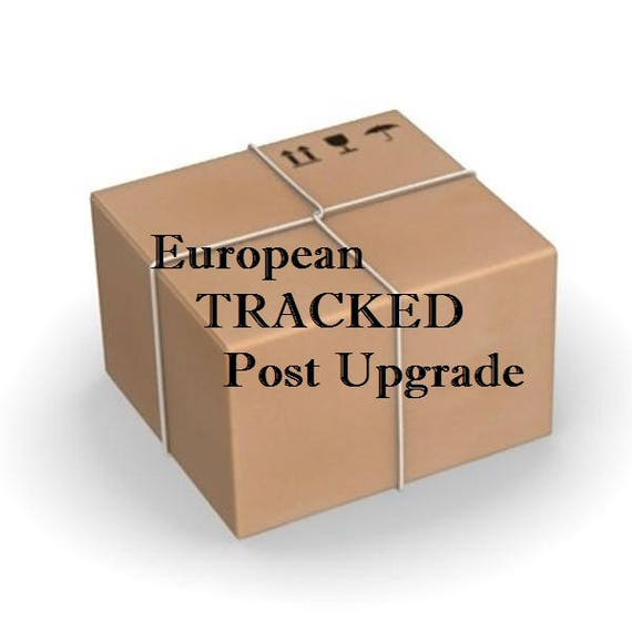 EU shipping upgrade up tp 500g - Registered / Insured