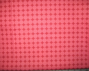 Red Tonal dots Harmony by Rosemarie Lavin for Windham Fabrics 1 yard