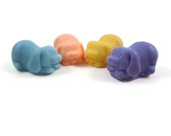 Puppy Soap | Dog Soap | Puppies Soap | Children's Soap | Party Favor Soap | Kids Soap | Little Soaps | Surprise Colors | Surprise Scents