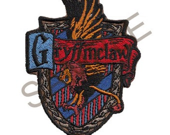 Gryffinclaw Cross-House Crest Patch