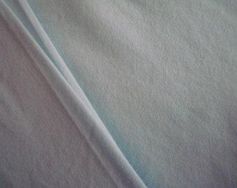 Sky blue fine cotton fabric 160 * 150 cm width
