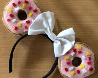 Donut ears!