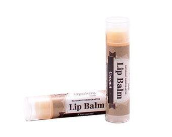 Natural Lip Balm - Coconut