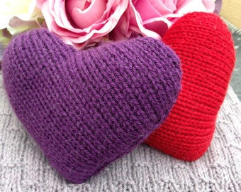 Heart - DIY Knitting Pattern