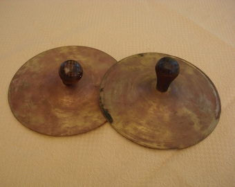 Toy Brass Cymbals - Musical Instrument