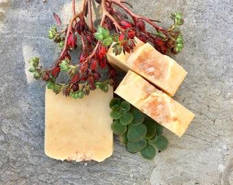 Grapefruit & Sea Salt Soap