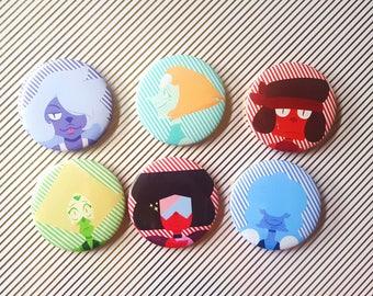 Steven Universe - Badges