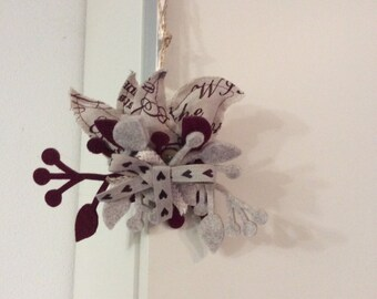 Decorative Mockingbird