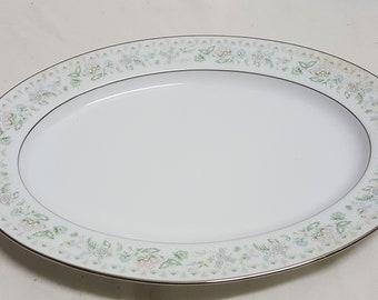 Vintage Noritake China Spring Song Pattern Platter