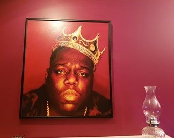 Notorious B.I.G. as seen in Luke Cage