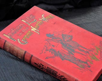 Indian Life in The Great North West Book Egerton R Young
