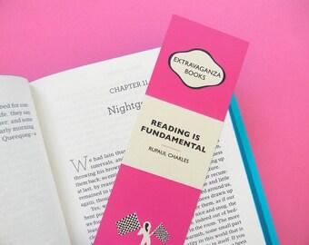 Reading is Fundamental Bookmark