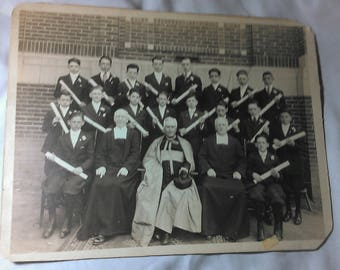St. Raymonds Class of 1920 Westchester NY Class Photo