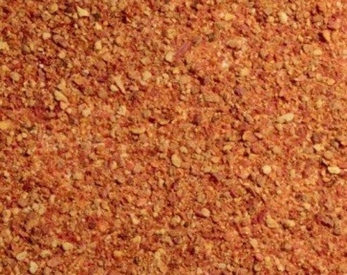 Blood Orange Peel - Certified Organic