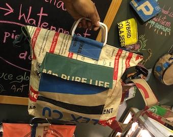 Sack item Recycle Bag Backpack Paper