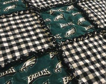 Eagles XL Lap Blanket