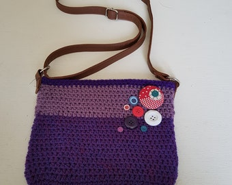 Cute little purple bag