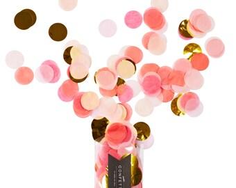 JUMBO CONFETTI - Pink & Gold
