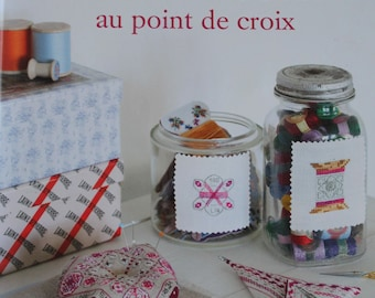 "Book""my haberdashery cross-stitch"" fun yarn"