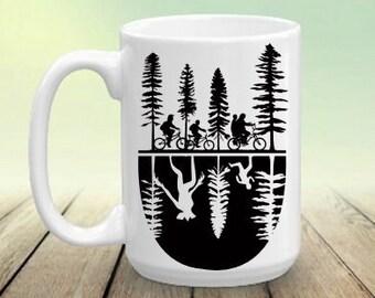 Stranger Things Inspired Coffee Mug