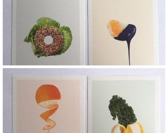 Alex Proba artist postcards set of 10