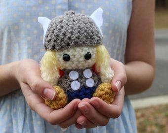 Thor Crochet Doll Avengers