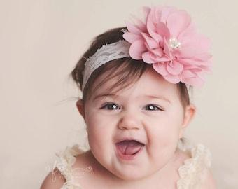baby lace headband, newborn lace headbands, infant lace headband, girl lace headband, baby headband, girls headband, lace headbands