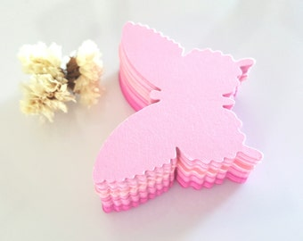 Pick your colors,Butterfly die cuts,Pink Butterfly die cuts,Pink Butterfly Cutouts,Butterfly decorations,Paper butterfly,Spring decorations