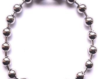 steel simran mala hand held madition praying beads mala chainting