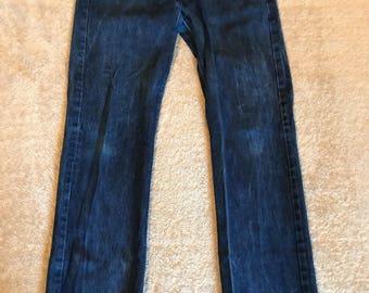 Levis 501 33x34 jeans we ship fast levis 501 xx vintage denim