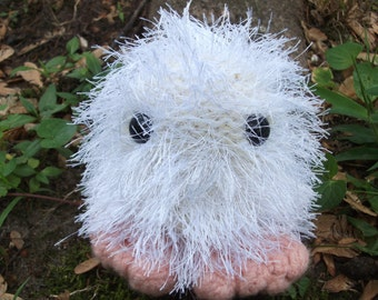 Yeti plush toy, Abominable snowman toy, Yeti stuffed animal, Abominable snowman stuffed animal,Yeti doll, Yeti toy, Cryptid plush toy