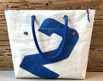 Recycled Sail 2 Tote