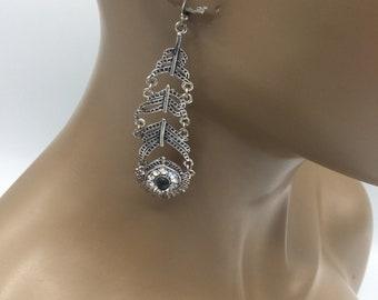 Exotic Boho Earrings